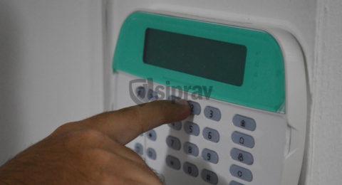 Alarmas Comerciales Alarmas de seguridad Instalación de Alarmas de Seguridad en Guadalajara con varios componentes