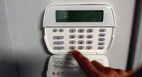 Alarmas de seguridad Alarma Comercial de Siprav para protección de negocios