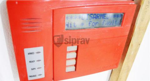 Alarmas de seguridad Sistema de Seguridad de Alarma