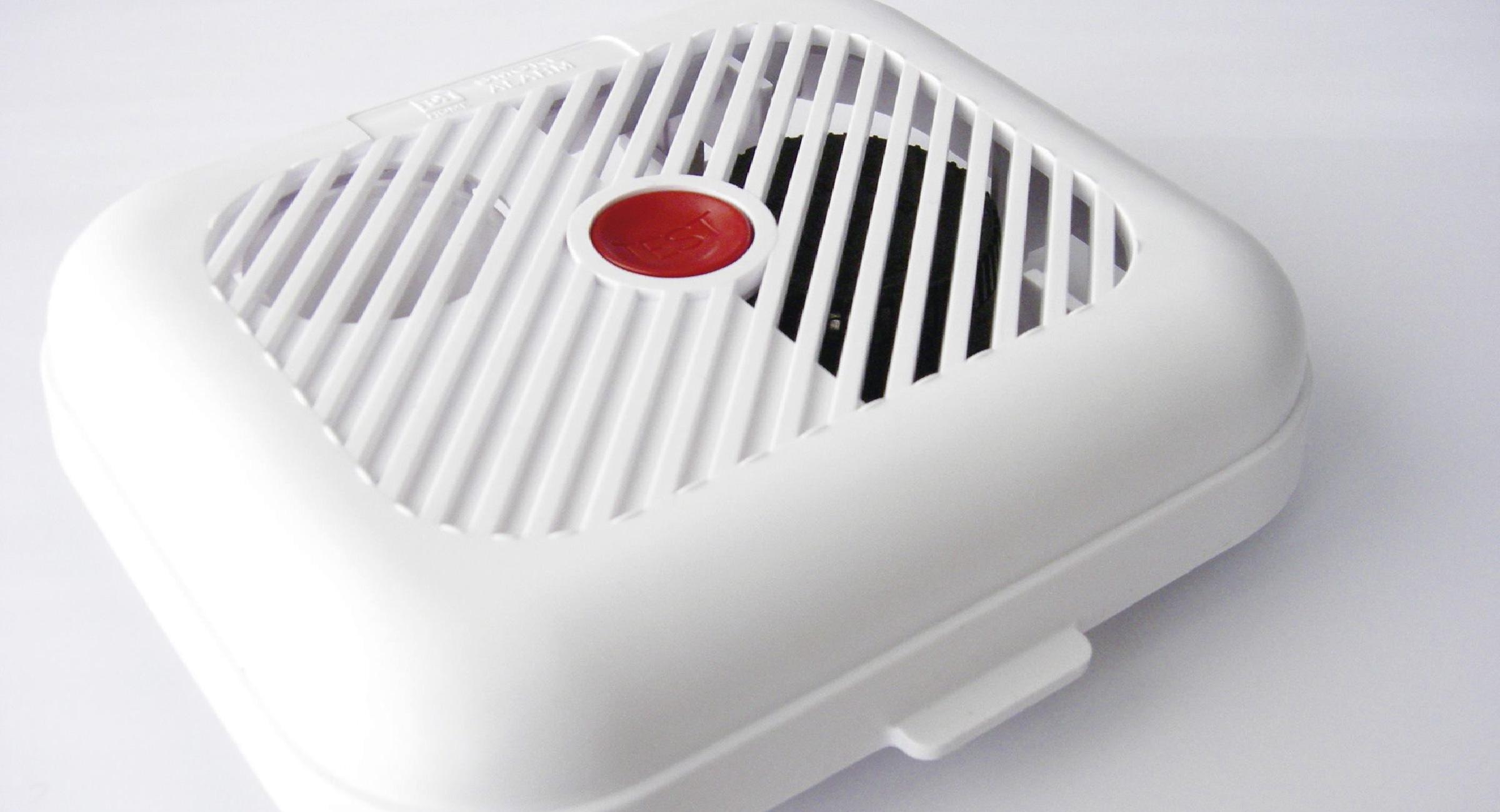 Alarmas de seguridad equipo para combatir incendios Alarma de humo