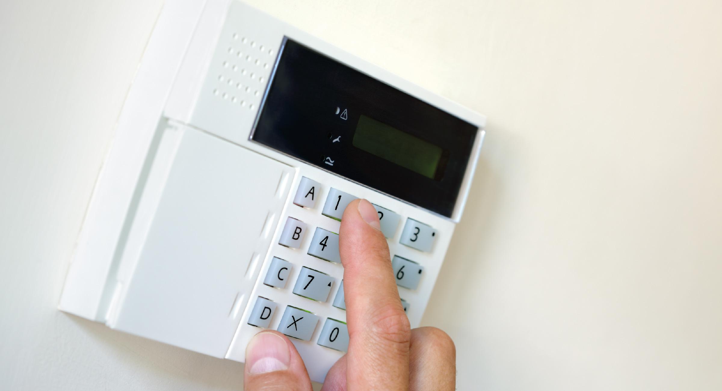Alarmas de Seguridad para hogar y negocio Alarmas Inalámbricas
