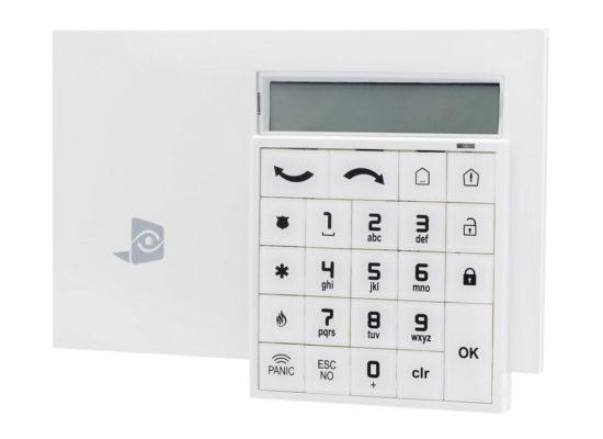 Alarmas de seguridad Teclado Alfanumerico Inalámbrico para Alarma