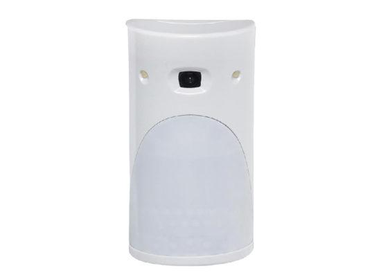 Alarmas de seguridad Detector interior de Movimiento Inalambrico con Camara a color Alarma